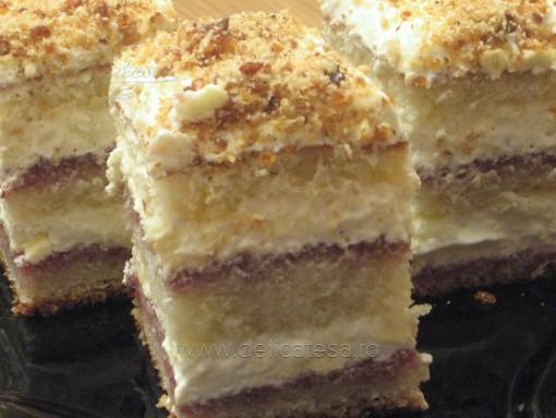 Prăjitură fină cu krantz