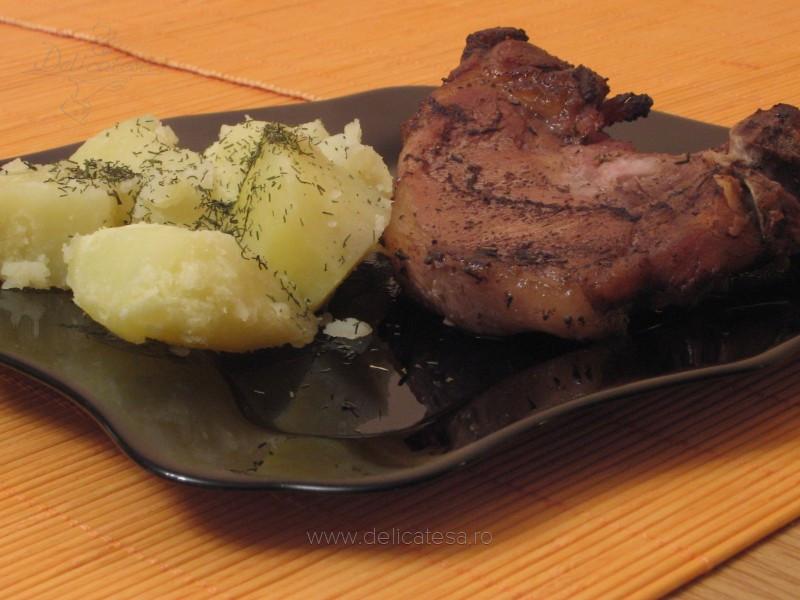Friptură de porc la cuptor