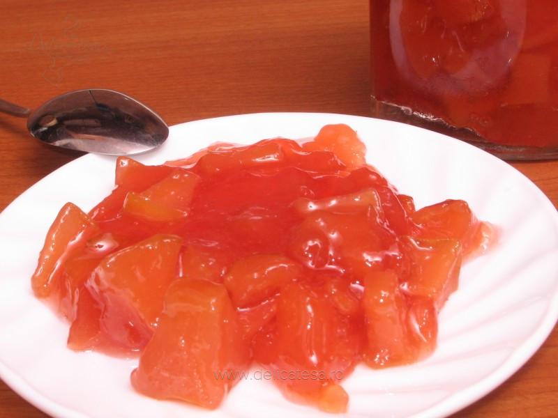 Dulceaţă de gutui