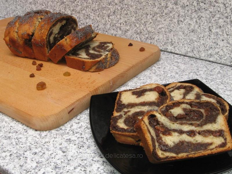 Cozonac de post la maşina de făcut pâine
