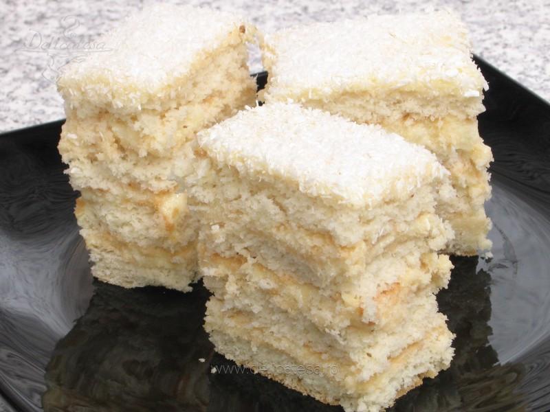 Prăjitura zăpezii