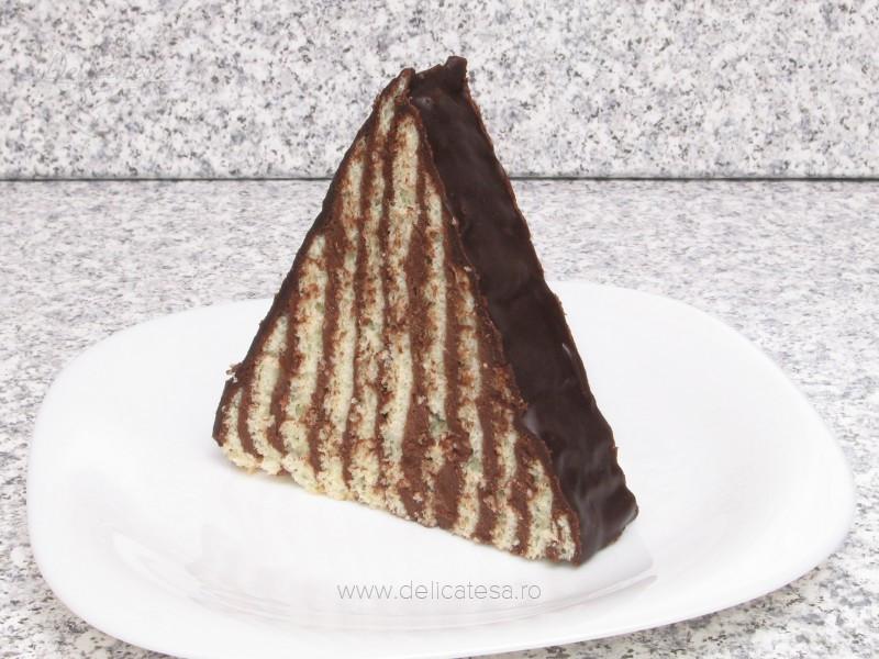 Prăjitura Carpaţi