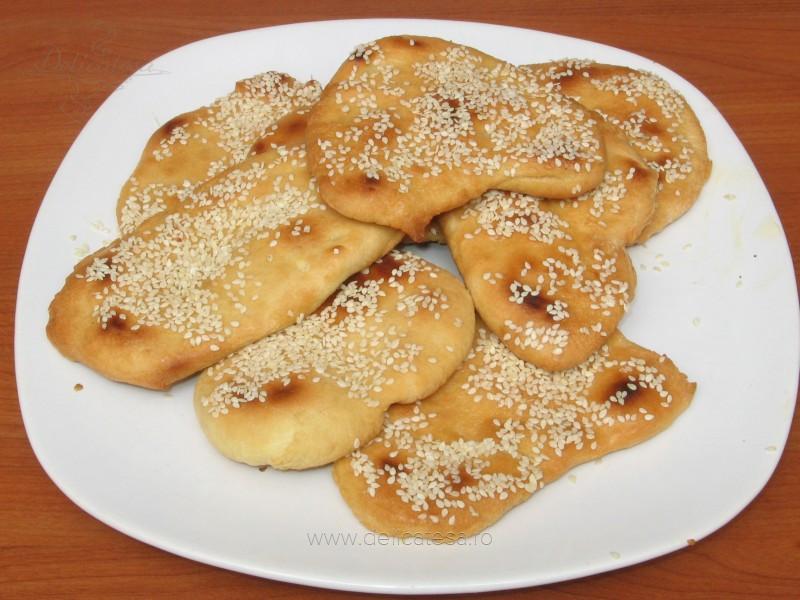 Naan - pâine indiană