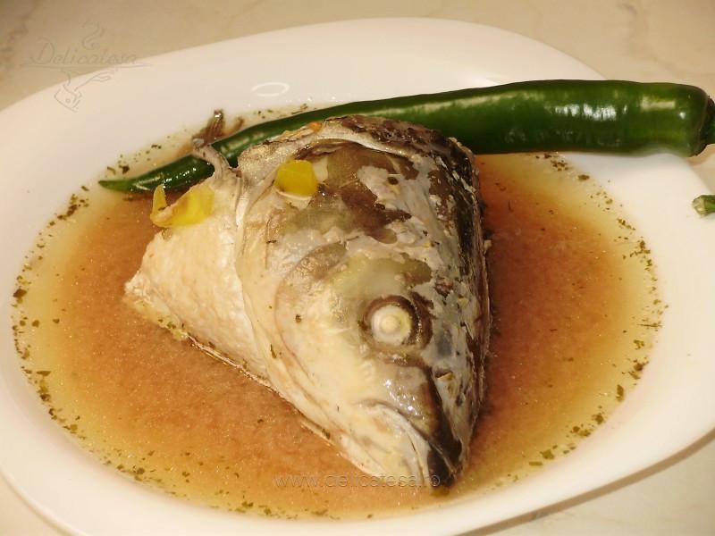 Borş de peşte