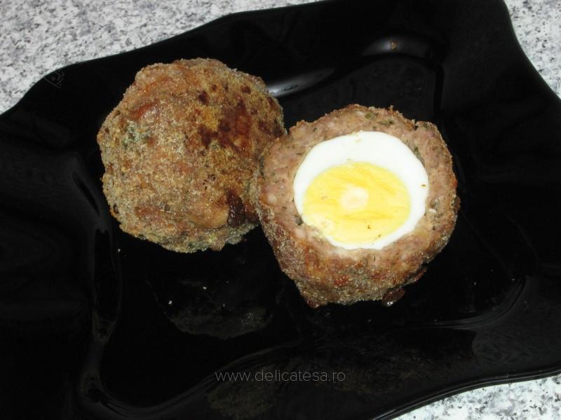 Ouă scoţiene