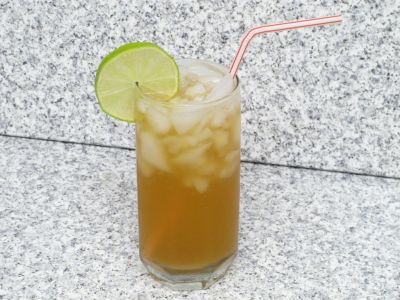 "Cocktail ""Green Apple"""