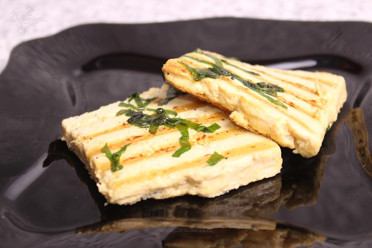 Tofu la grătar