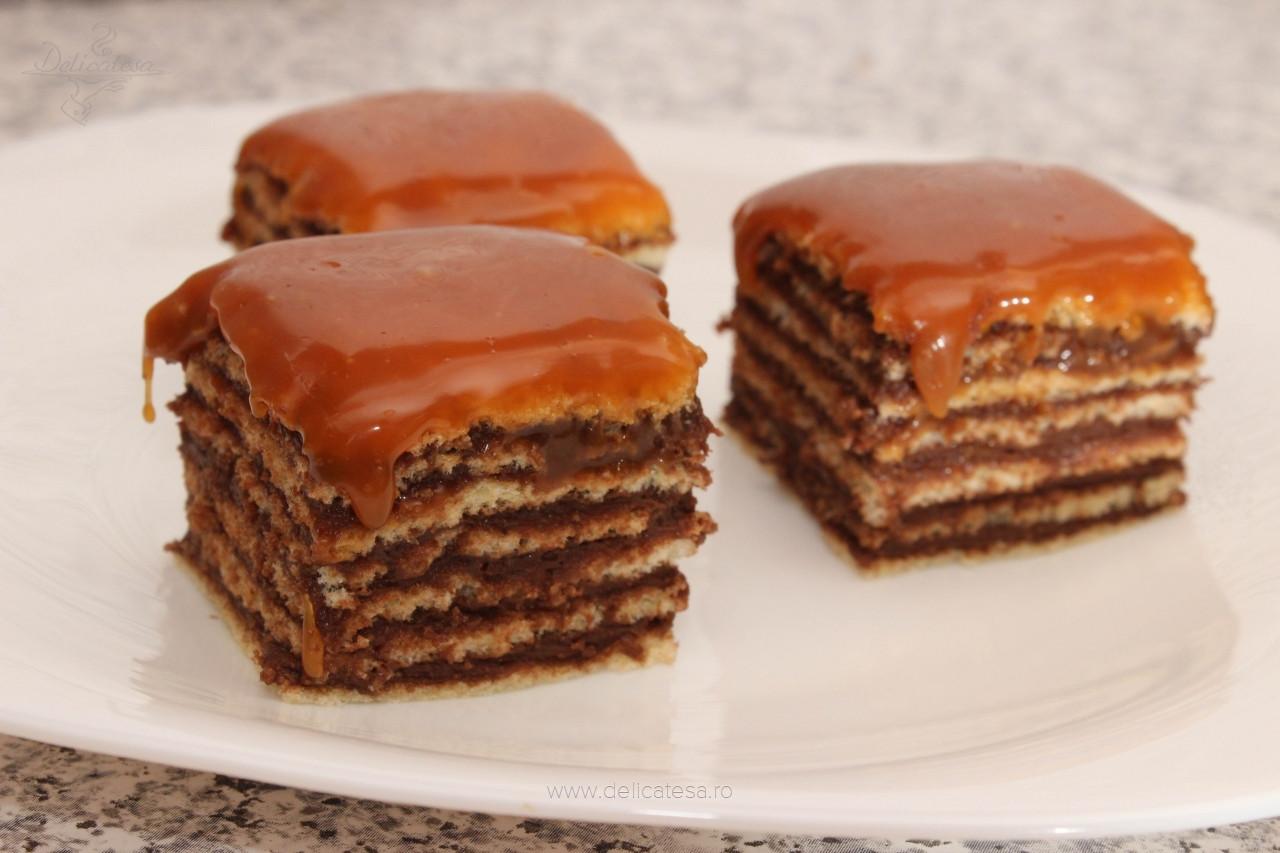 Prăjitura Doboş