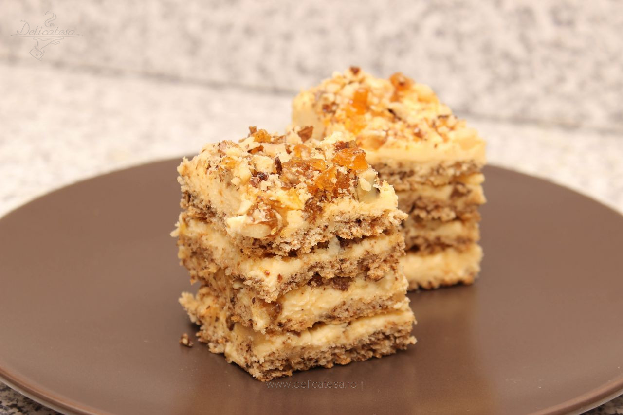 Prăjitură Krantz